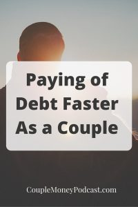 Learn how to dump your debt faster and draw closer as a couple!