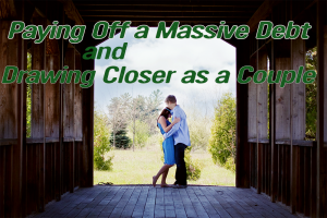 pay off massive debt as a couple