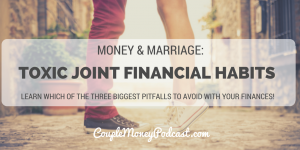 LEARN WHICH OF THE THREE BIGGEST PITFALLS TO AVOID WITH YOUR FINANCES!