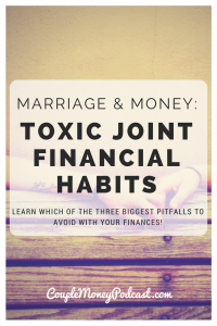 Learn which habits can destroy your marriage and money (and how to fix them)!