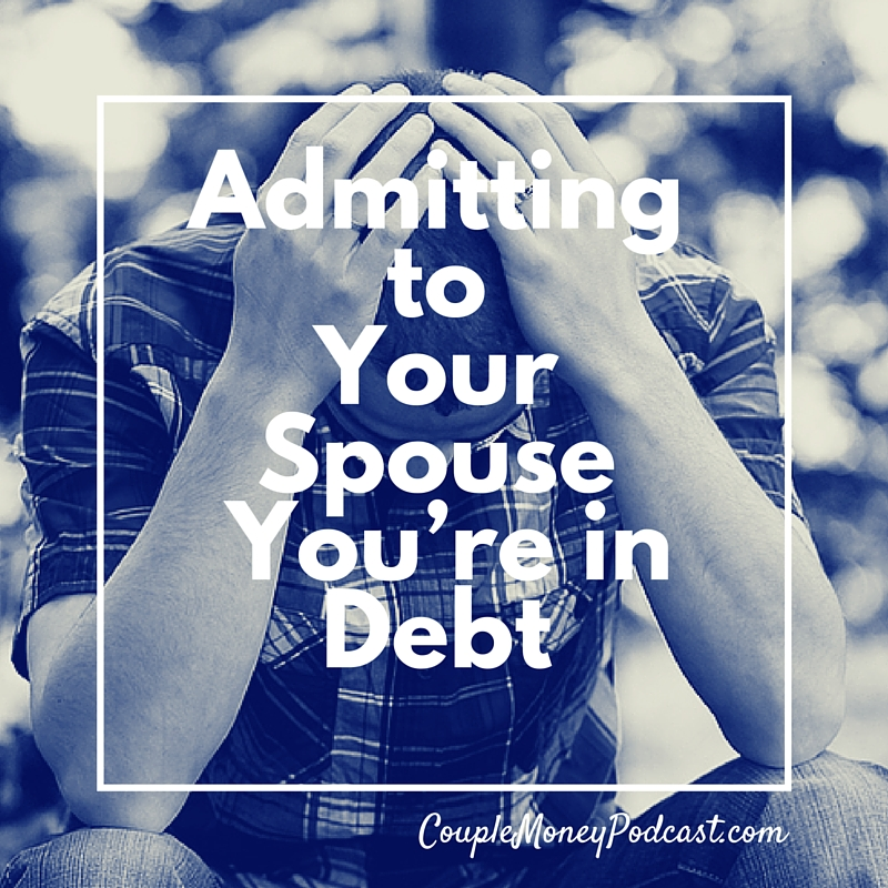 Travis Pizel shares how he came clean about being in debt to his wife and how they worked together to get rid of $100,000 of debt.