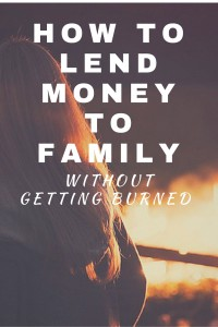 Before you loan any money to your family or friends, check out these tips from MoneyChat founder Dorethia Kelly on how to help others while protecting your own finances.