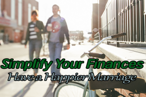 couples simplify money happier marriage