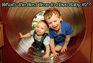 when is the best time to have baby 2