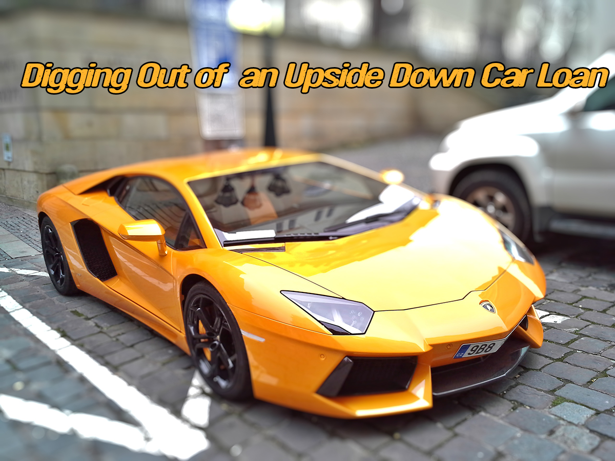 Get out of your upside down car loan faster