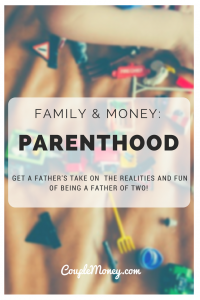 Becoming parents has been the greatest joy and challenge in our lives. How do we know if we should have another? J Money from Budgets are Sexy shares the realities and fun of being a father of two!