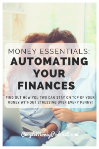 Find out how you two can stay on top of your money without stressing over every penny!