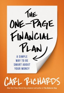 One-Page-Financial-Plan