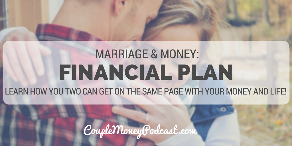 Want to get on the same page with your money? Carl Richards, NY Times money columnist and author, shares tips on to create a one page financial plan!