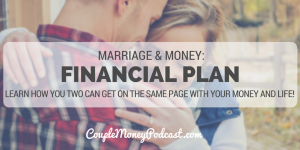 Want to get one the same page with your money? Carl Richards, NY Times money columnist and author, shares tips on to create a one page financial plan!