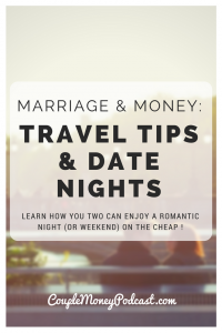 Looking for a romantic night (or weekend) out? Here are some ideas and apps to help you two reconnect without breaking your budget!