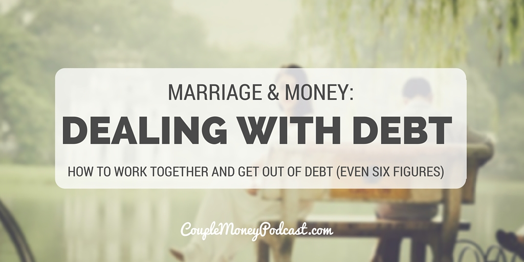 Admitting to Your Spouse That You're in Debt couple money