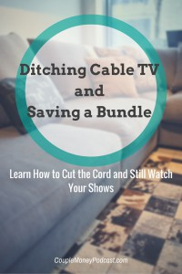 Best options for ditching cable