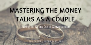 Mastering the Money Talks as a Couple