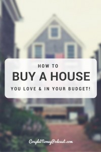 Buying a house soon? Jon White, financial coach and author of A Tale of Two Houses, shares tips on how you can find the right house for you and your budget!