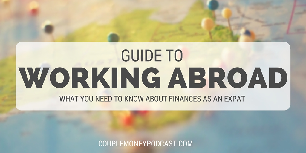 Working Abroad finances expat