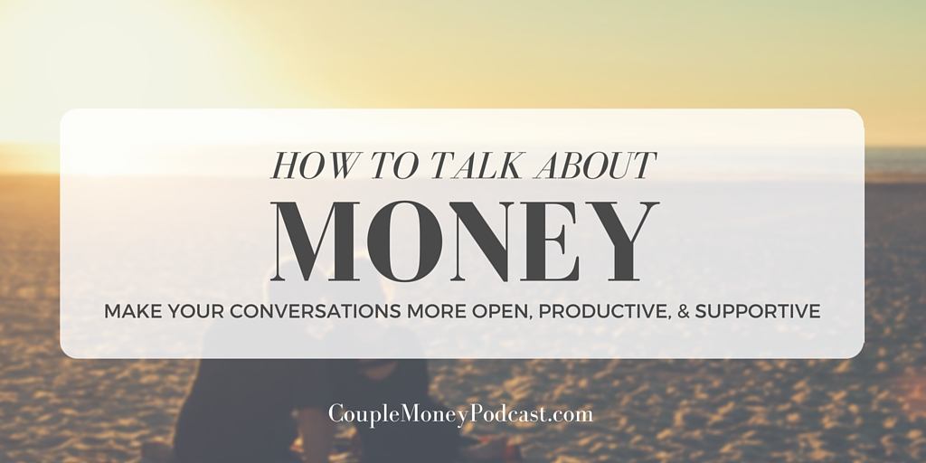 how to talk about money as a couple