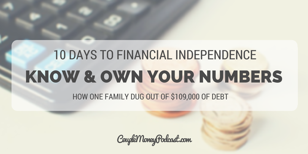 Want to be financially independent, but have a ton of debt? Learn how Brian from Debt Discipline and his family worked to dump over $109,000 of debt and become financially free!