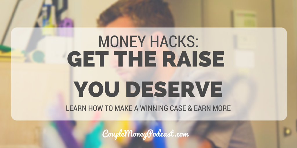Need an income boost? Joe Saul-Sehy from Stacking Benjamins shares tips to help you get that raise you deserve!