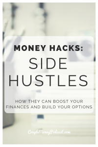 Looking to boost your savings without getting a second job? Nick Loper shares how side hustles can help diversify your income along with productivity hacks.