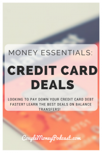 LOOKING TO PAY DOWN YOUR CREDIT CARD DEBT FASTER? LEARN THE BEST DEALS ON BALANCE TRANSFERS!