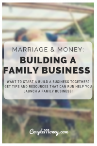 Want to start a build a business together? Justin and Rebekah Rhodes share tips and resources that helped them launch and run their sustainable family business, Abundant Permaculture!