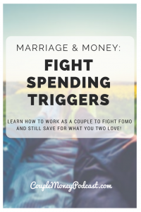 Tired of overspending? Learn how to work as a couple to fight FOMO, create a budget that builds wealth, and still save for what you two love!