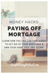 Want to own your home free and clear? Andy Hill, creator of Marriage, Kids, and Money, shares why and how he and his wife are paying off their mortgage in 5 years!