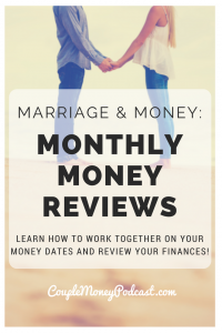 Looking to build wealth together? Learn how you two can do a money review quickly and easily. Get the tools we love and use!