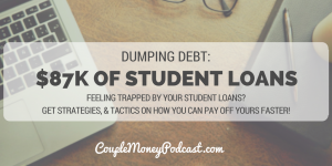 FEELING TRAPPED BY YOUR STUDENT LOANS?  GET STRATEGIES, & TACTICS ON HOW YOU CAN  PAY OFF YOURS FASTER!