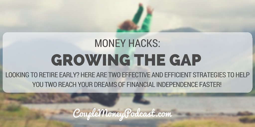 Looking to retire early? Here are two effective and efficient strategies to help you two reach your dreams of financial independence faster!