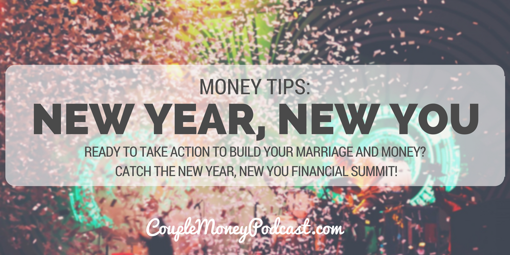 Ready to take action to build your marriage and money? Sign up for the New Year, New You Financial Summit!