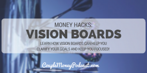 Frustrated with the typical goal setting tips and tricks? Ready to actually achieve some big dreams this year? Learn how vision boards can help you clarify your goals and keep you focused!