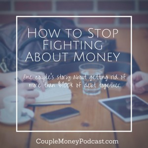 Learn how one couple worked together to get out of $100k of debt.