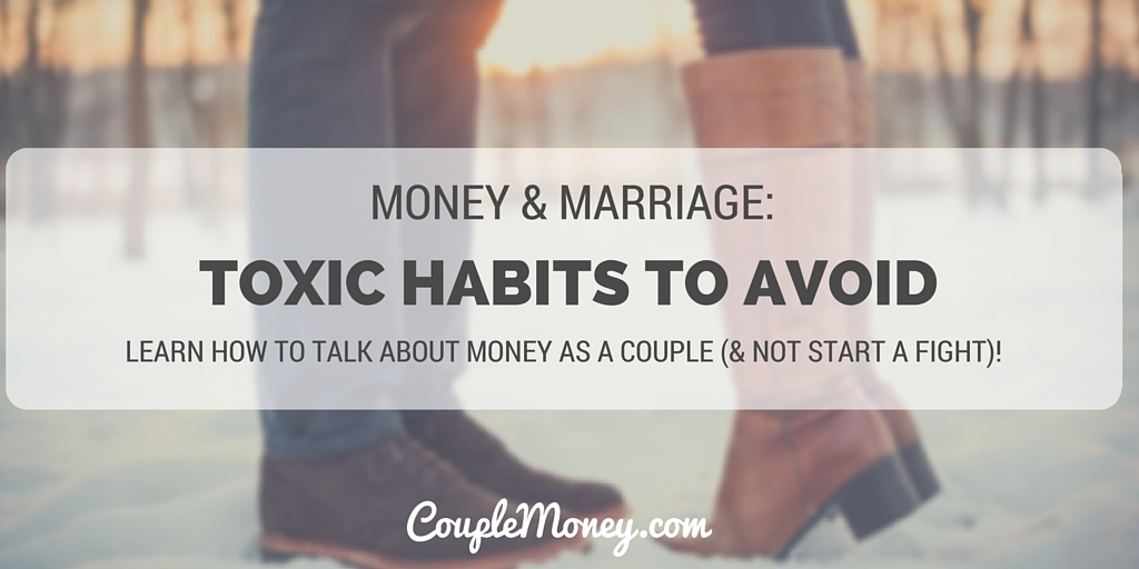 TOXIC HABITS TO AVOID with money chats couple money podcast