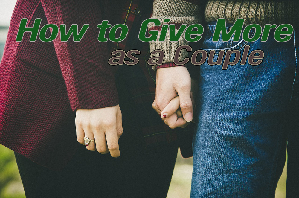 donate more to charities as couple