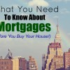 Learn how to get the best mortgage for you and understand how APR, interest rates, and discount points work.