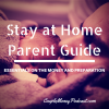 Learn how you can makeyourfinances work so one of you can be a stay at home parent. Get tips on how to get rid of debt and how you can balance working from home with little ones around.