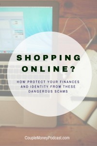 Shopping online? Learn how to protect finances and identity from the biggest online shopping scams. We also look at how you can fight back against identity theft.