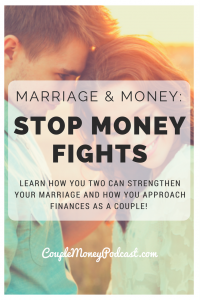 LEARN HOW YOU TWO CAN STRENGTHEN YOUR MARRIAGE AND HOW YOU APPROACH FINANCES AS A COUPLE!